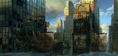 The New World by AnthonyDevine.deviantart.com on @DeviantArt