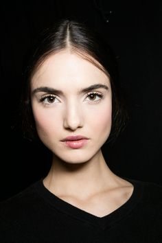 The Best Runway Beauty Looks from NYFW Fall 2016   StyleCaster