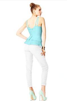 Season 2 Finale Bodycon Tops, Star Fashion, Cool Designs, Cool Outfits, Capri Pants, Popular, Stars, Season 2, How To Wear