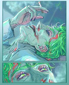 Joker Comic, Joker Dc, Joker And Harley Quinn, Joker Tumblr, Joker Images, Heath Ledger Joker, Marvel E Dc, Batman Universe, Amazing Drawings
