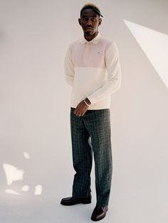 Steve Jobs, Tyler The Creator Outfits, Star Fashion, Mens Fashion, Bae, Young T, Mocassins Cuir, Les Sentiments, Light Of My Life