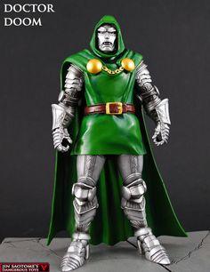 Doctor Doom (Marvel Legends) Custom Action Figure