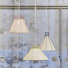 lighting -  - colonel - STRAW pendant lamp