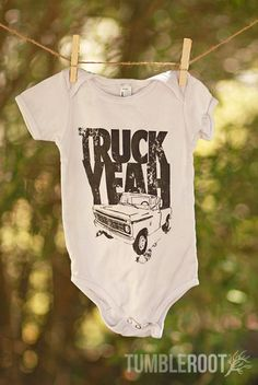 Truck Yeah Onesuit