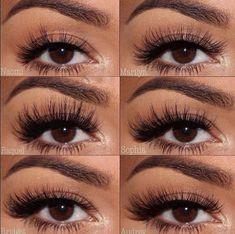 Huda Beauty Mink Collection Natural Fake Artificial False Eyelashes 20 Styles