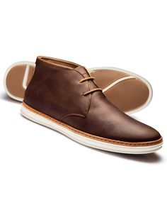 Tan Penrose high top trainers Gents Boot, We Wear, How To Wear, Charles Tyrwhitt, Foot Pads, All About Shoes, Chelsea Boots, High Tops, Trainers