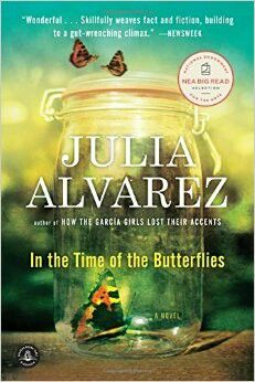 In The Time of the Butterflies by Julia Alvarez -This Book is Historical Fiction. Historical Fiction is a story that is made up, or not true, but has the components of real life historical events. The Big Read, This Is A Book, The Book, Reading Lists, Book Lists, Reading Den, Porfirio Rubirosa, Julia Alvarez, Books To Read