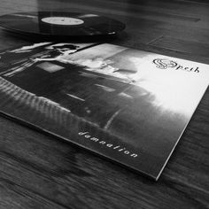 #Opeth #Damnation #MusicOnVinyl #Acoustic #ProgressiveRock #Vinyl #VinylPorn #VinylJunkie #VinylCollection #NowSpinning #NowPlaying #LP #RecordCollection #BlackAndWhite #MikaelAkerfeldt #StevenWilson by acid.fun3ral