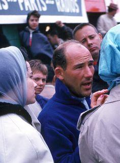 Stirling Moss - Sebring-1962