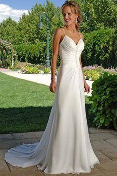 country wedding dresses (32) | Beach, Cheap, Short, Black Wedding ...