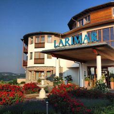 4 Sterne Superior Hotel Larimar in Stegersbach