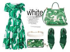 """green"" by explorer-14531127504 on Polyvore featuring мода, Dolce&Gabbana, Humble Chic и Kate Spade"