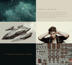 Carswell Thorne | Tumblr
