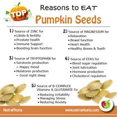 are pumpkin seeds healthy to eat