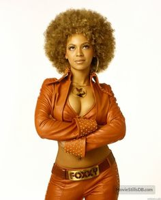 "Beyoncé as Foxxy Cleopatra in Austin Powers ""Goldmember"""