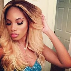 123 Best Blonde Hair With Dark Roots Images Beyonce Hair Color