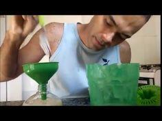 Agora Sim! Como Fazer Sabonete Liquido Vegetal e Natural. - YouTube
