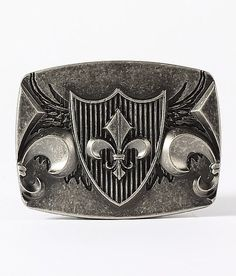 Gotta have this one!!!                  BKE Shield Wings Belt Buckle  The Buckle $19.95