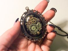 As Seen at GBK's 2015 MTV Movie Awards Steampunk by JewelryFX