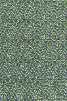 Lacefield Anya - Kelly Cotton | 2014 Textile Collection www.lacefielddesigns.com #textiles #interiors #lacefielddesigns #blockprint #emeraldgreen