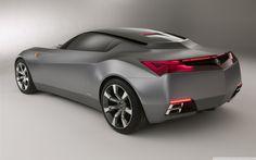 Acura Concept HD desktop wallpaper Widescreen High