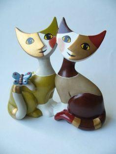 Rosina Wachtmeister Porcelain Cat Figurine - Annabella & Gustavo Goebel http://www.amazon.com/dp/B00BMR6VVW/ref=cm_sw_r_pi_dp_.PCiwb0S731QP