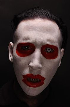 Marilyn Manson research paper, help!?