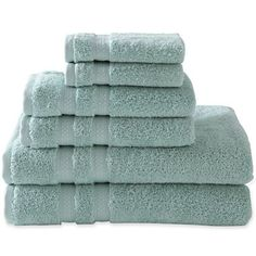 Royal Velvet Pure Perfection™ 6-pc Bath Towel Set - jcpenney