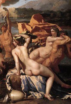 """Nicolas Poussin - """"The Triumph of Neptune""""    1634"""