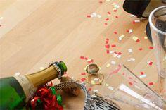 Servicii de curatenie dupa petreceri