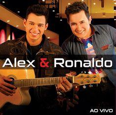 Músicas do Beco: Fotos e Lembranças - Alex e Ronaldo