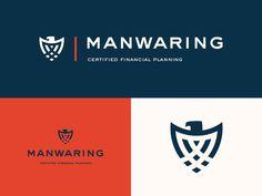 Manwaring - Visual Identity | Abduzeedo