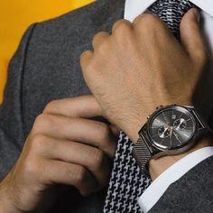 Home - O que seu relógio diz sobre você, apresentado por Hugo Boss Watches & Vivara
