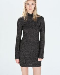 ZARA - WOMAN - OPEN-BACK DRESS