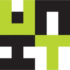 """Unit Architects"" logo (http://www.unitarchitects.co.uk/). More info: http://www.johnsonbanks.co.uk/identity-and-branding/professions-and-services/unit"