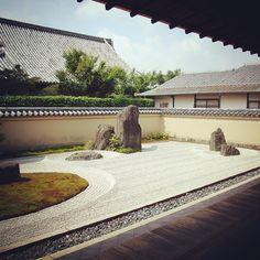 No.321 at Ryugenin, Daitokuji Temple, Kyoto, Japan