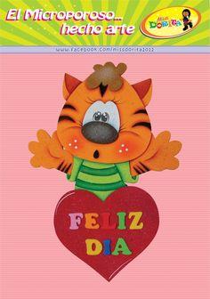 Miss Dorita: Gatito Día del Padre