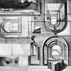 Studio - work in progress by Domenico Franchi