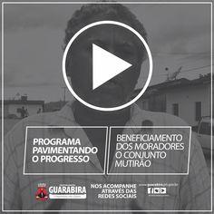 Conj. Lucas Porpino 70% já esta pavimentada, esse é o nosso compromisso, trazer ações que melhorem a vida da população. #CompromissoComoFuturo #PavimentandooProgresso Confira o Video: http://youtu.be/S_doI4fP6qY
