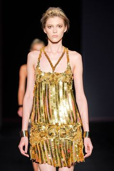 Gold dress from spring's gold trend: http://www.fashionising.com/trends/b--metallic-gold-clothing-22846.html