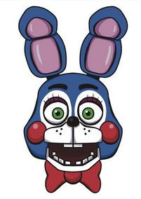 picture about Five Nights at Freddy's Printable Mask identify 10 Most straightforward 5 evenings at Freddy occasion photos Night time