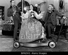 FREDRIC MARCH NORMA SHEARER CHARLES LAUGHTON THE BARRETTS OF WIMPOLE STREET