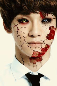 EXO's Halloween special: Kim Jongdead