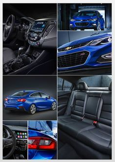 Hatchback Chevrolet Cruze Set For US Introduction — Auto Trends Magazine Chevrolet Camaro, 2017 Chevy Cruze, Ford Focus Sedan, Camaro Models, Honda Civic Coupe, Car Goals, Toyota Corolla, Cars And Motorcycles, Dream Cars