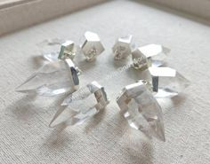 Buy Now Wholesale Silver Plated Cap Natural White Quartz Point... Crystal Pendant, Clear Crystal, Free Silver, White Quartz, Brass Metal, Charm Jewelry, Gemstone Beads, Silver Plate, Plating