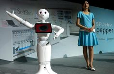 Who would you rather have for a roommate? A human or #robot? #Japan #Pepper. http://www.knowmadicnews.com/2015/06/24/who-needs-friends-when-you-have-a-robot/