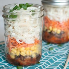 This Mason Jar Ramen Will Forever Change Your Lunch Game