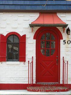 Old Doors | Women's Club
