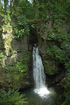 Rezerwat przyrody Wodospad Wilczki