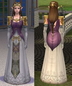 Princess Zelda Twilight Princess Costume HD - Wallpaper game Sites